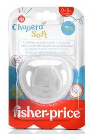Chupeta First Moments Soft Tamanho 1 Com Case Esterilizador # Bb1031